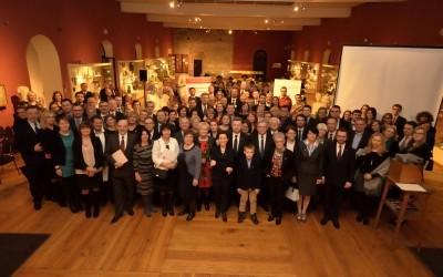 Wyjątkowe, uroczyste spotkanie dla sponsorów i partnerów Opłatka Maltańskiego – Arsenał – Muzeum XX. Czartoryskich!